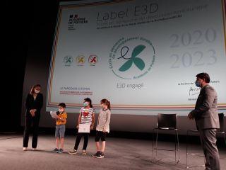 Les éco-délégués ont expliqué leurs projets.